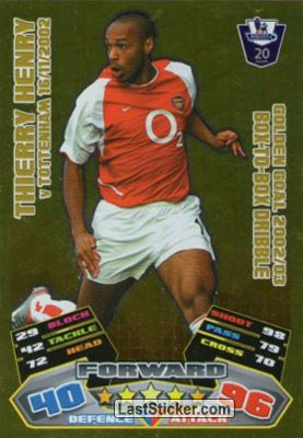 Thierry Henry -ARS (Arsenal)