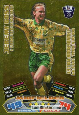Jeremy Goss (Norwich City)