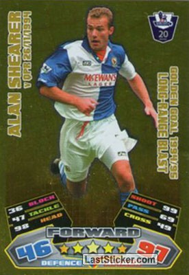 Alan Shearer (Blackburn)
