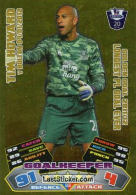 Tim Howard (Everton)