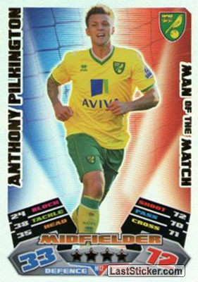 Anthony Pilkington (Norwich City)