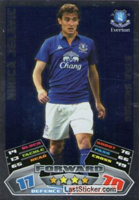 Nikica Jelavic (Everton)