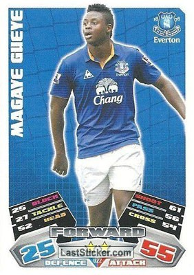 Magaye Gueye (Everton)