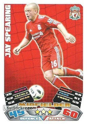 Jay Spearing (Liverpool)