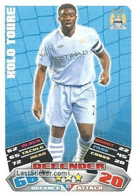 Kolo Toure (Manchester City)