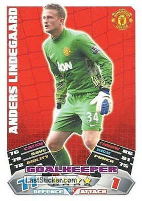 Anders Lindegaard (Manchester United)