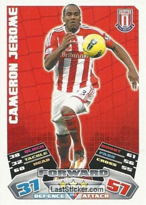 Cameron Jerome (Stoke City)