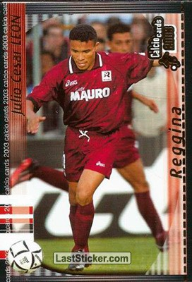 Julio Cesar Leon Dailey (Reggina)