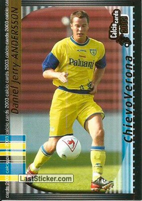 D. Jerry Andersson (Chievo Verona)