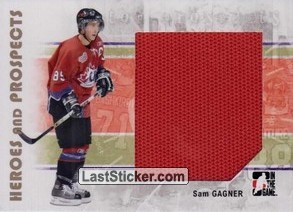 Sam Gagner (Top Prospects Game)