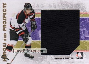 Brandon Sutter (Top Prospects Game)
