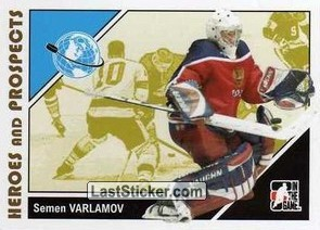 Simeon Varlamov (International Prospect)