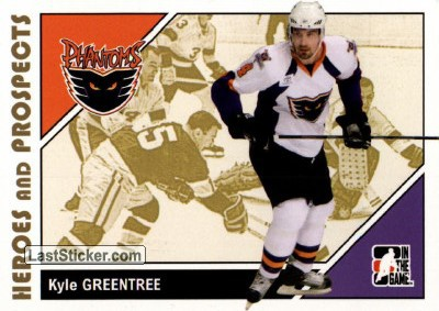 Kyle Greentree (AHL Prospect)