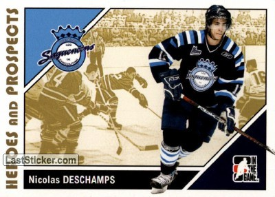 Nicolas Deschamps (CHL Prospect)