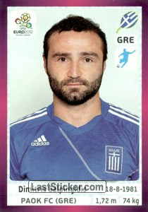 Dimitris Salpingidis (Greece)