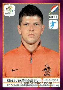 Klaas Jan Huntelaar (Holland)
