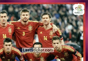 Team - España (Spain)