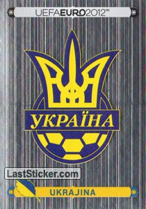 Badge - Ukrajina (Ukraine)