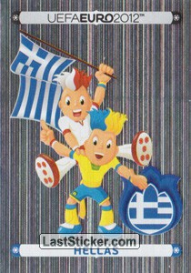 Official Mascot - Hellas (Greece)