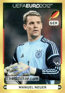 Manuel Neuer (Player Sticker)