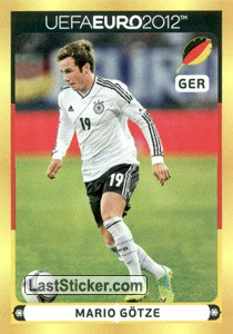 Mario Gotze (Player Sticker)