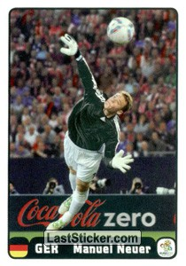 Manuel Neuer  1/2 (Germany)