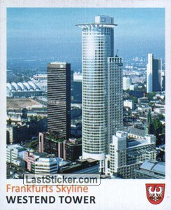 Westend Tower (Frankfurts Skyline)