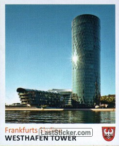 Westhafen Tower (Frankfurts Skyline)