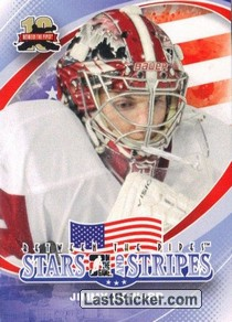Jimmy Howard (Stars and Stripes)