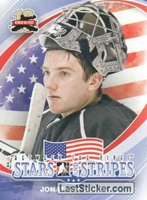 Jonathan Quick (Stars and Stripes)