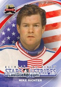 Mike Richter (Stars and Stripes)