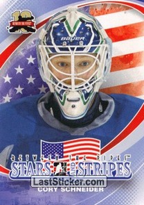 Cory Schneider (Stars and Stripes)