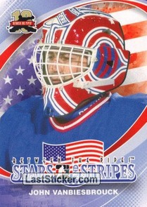 John Vanbiesbrouck (Stars and Stripes)
