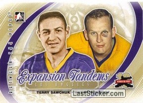 Terry Sawchuk / Wayne Rutledge (Expansion Tandems)