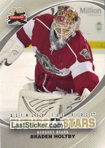 Braden Holtby (Future Star - AHL)