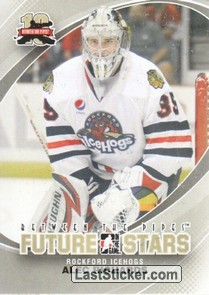 Alec Richards (Future Star - AHL)