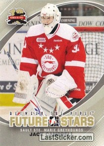 Jack Campbell (Future Star - CHL)
