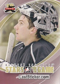 Jonathan Quick (Stars of the Game)