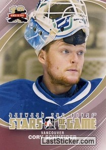 Cory Schneider (Stars of the Game)