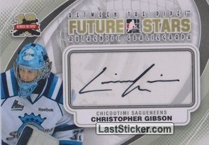 Christopher Gibson (Future Star - CHL)