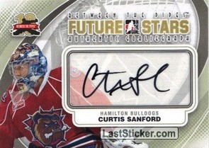 Curtis Sanford (Future Star - AHL)
