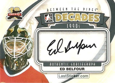 Ed Belfour (Decades 1990s)