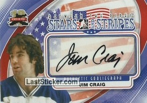 Jim Craig (Stars and Stripes)