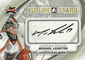 Michael Leighton (Future Star - AHL)