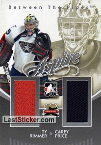 Ty Rimmer / Carey Price (Aspire)