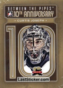Curtis Joseph (10th Anniversary)