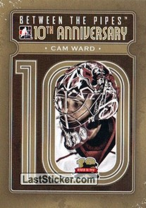 Cam Ward (10th Anniversary)