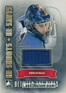 Jaroslav Halak (He Shoots He Saves)