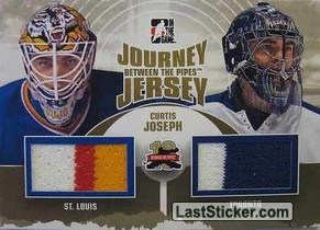 Curtis Joseph (Journey Jersey)