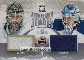 J-S Giguere (Journey Jersey)